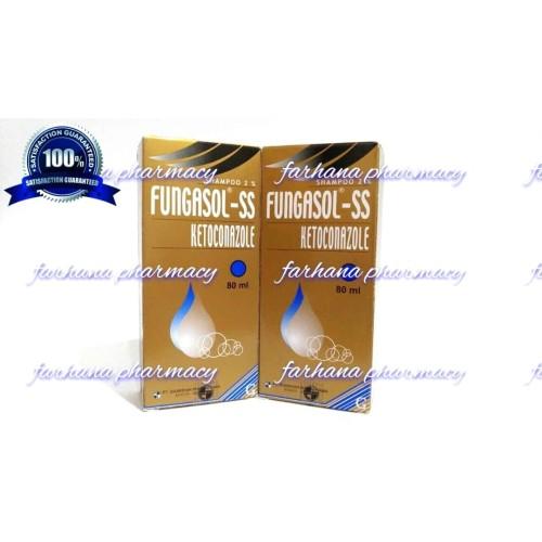 Foto Produk Promo Asli Shampoo Fungasol SS 2% / Mengatasi Ketombe dari Farhana Pharmacy