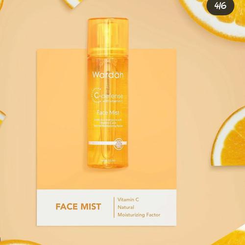 Foto Produk wardah C-defense Face Mist/spray wajah dari BEAUTY LINE