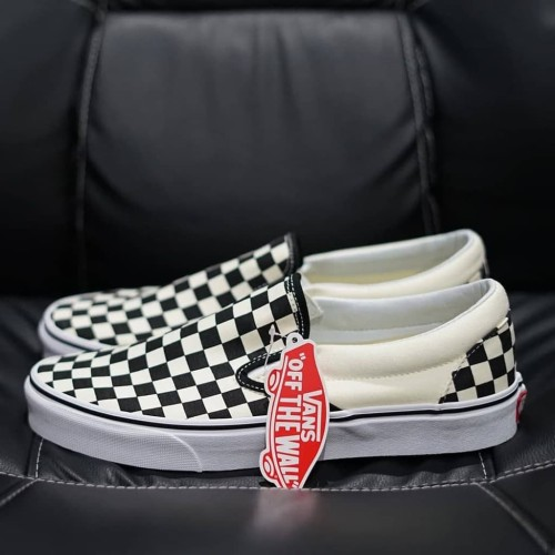 Foto Produk Vans Slip on Checkerboard Classic Global dari HealthyLife