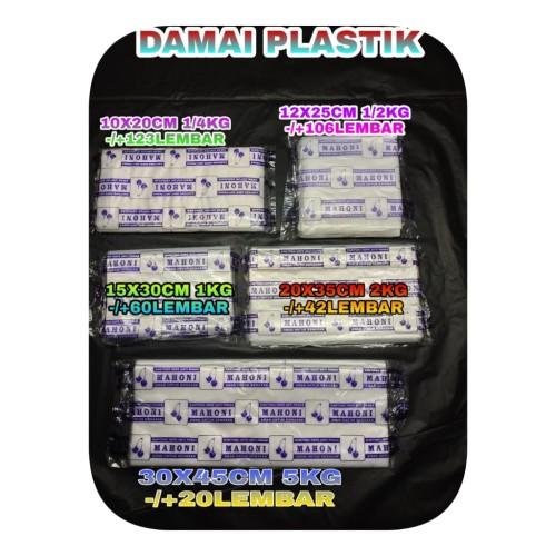 Foto Produk HD Plastik Anti Panas/Plastik Kuah Anti Panas - 30x45, atp dari DAMAIPLASTIK
