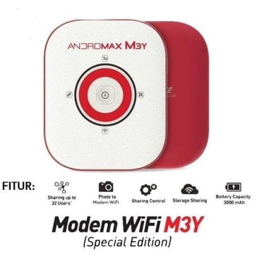 Foto Produk MODEM MIFI ANDROMAX M3Y SPECIAL EDITION SE dari UniversalStore Indonesia