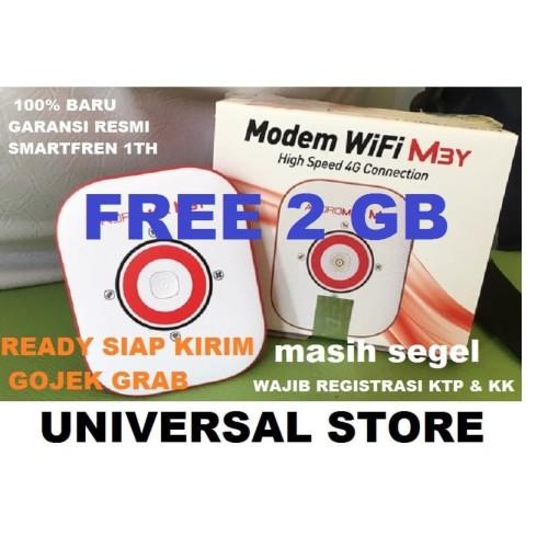 Foto Produk modem wifi mifi smartfren andromax m3y special edition dari UniversalStore Indonesia