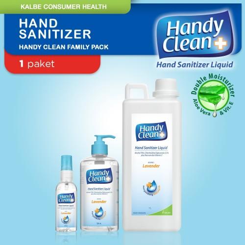 Foto Produk Handy Clean - Family Pack dari Kalbe Consumer Health