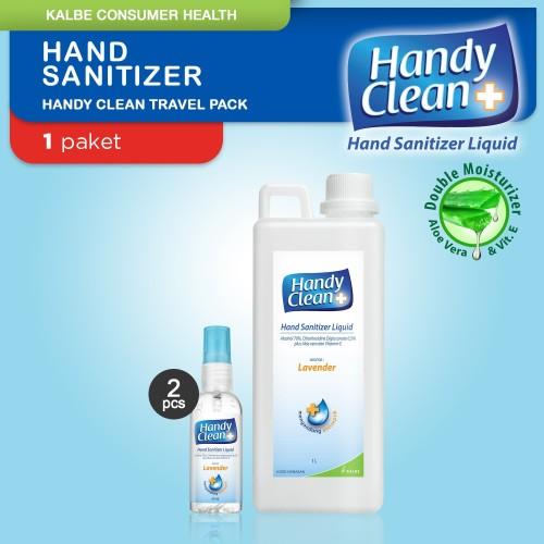 Foto Produk Handy Clean - Travel Pack dari Kalbe Consumer Health