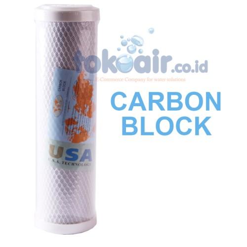 Foto Produk Olsmopure CTO Carbon Block Catridge 10 inch dari Toko Filter Airindo