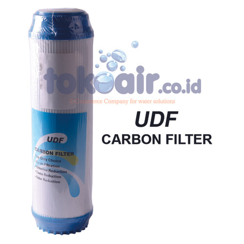Foto Produk UDF GAC Carbon Actived Catridge 10 inch dari Toko Filter Airindo