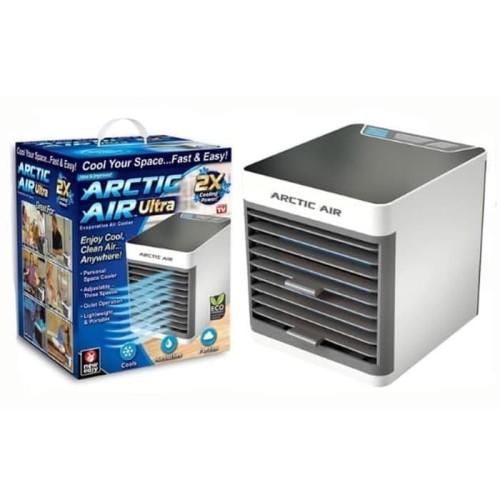 Foto Produk Arctic Air Ultra 2X Cooling Power AC Mini Portable Air Cooler 7 LED dari BENTENG STORE