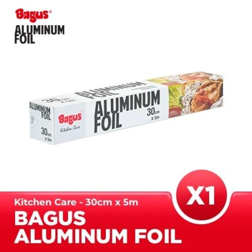 Foto Produk Bagus Aluminium Foil Box - 30 cm x 5 m dari Bagus Official Store