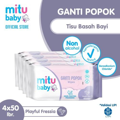 Foto Produk Mitu Tisu Basah - Paket Ceria 2 dari Mitu Indonesia