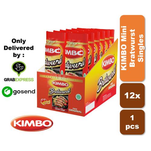 Foto Produk KIMBO Mini Bratwurst Singles Inner Box dari KIMBO