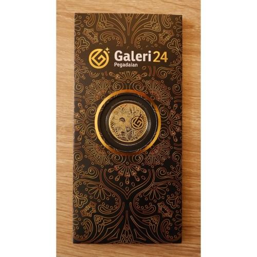 Foto Produk Souvenir Galeri 24 - 0.2 gr dari Galeri 24 by Pegadaian