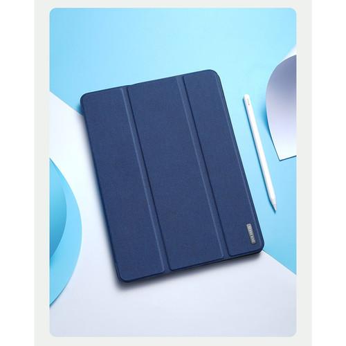 Foto Produk Case IPad 8 10.2 Inch 8th-gen 2020 Dux Ducis DOMO Series Cover Casing - Biru dari infinix acc