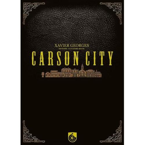 Foto Produk Carson City: Big Box (Original) Board Game - TBG dari Toko Board Game