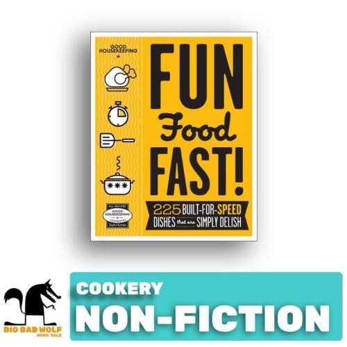 Foto Produk GOOD HOUSEKEEPING FUN FOOD FAST! dari Big Bad Wolf Books