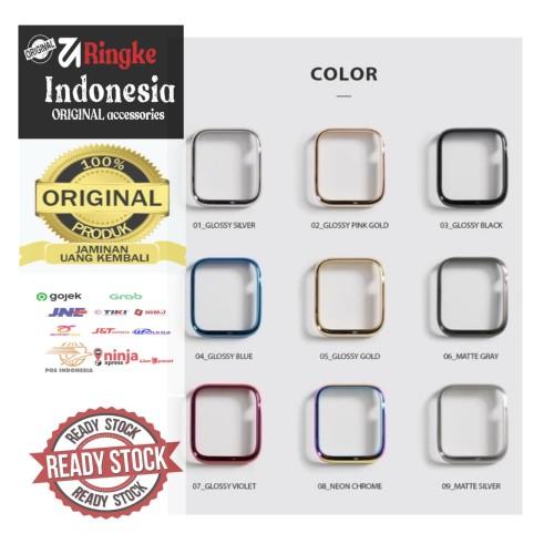 Foto Produk CASE APPLE WATCH RINGKE BEZEL COVER SERIES 1 2 3 4 CASE dari Ringke Indonesia