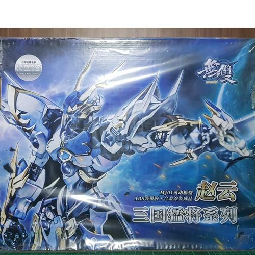 Foto Produk Wushuang Wu Shuang Model Metal Build Zhaoyun MJ01 dari HSN OL Shop