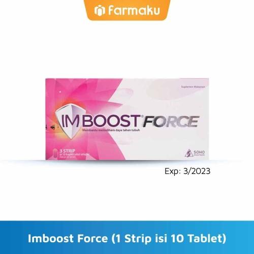 Foto Produk Imboost Force Tab dari farmaku