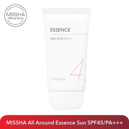 Foto Produk MISSHA All Around Essence Sun SPF45/PA+++ (50ml) dari Missha Indonesia