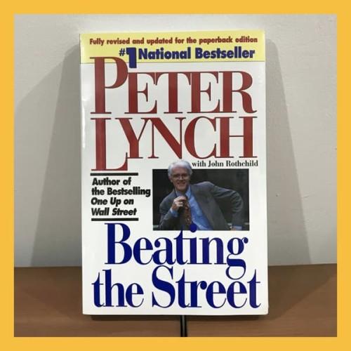 Jual Buku Import Beating the Street by Peter Lynch (Original Paperback) -  Jakarta Barat - Book World   Tokopedia