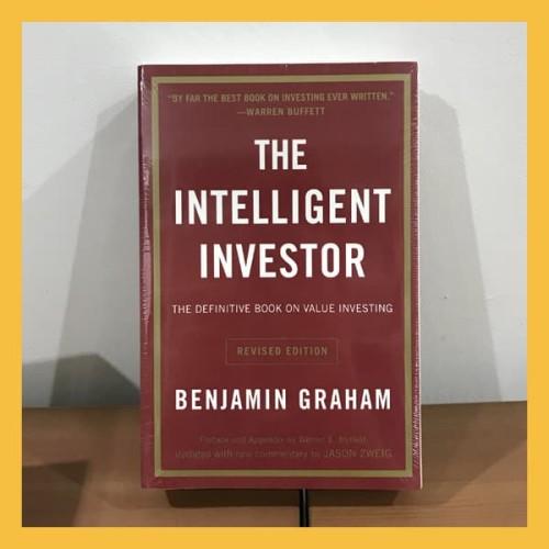 Foto Produk Buku Import The Intelligent Investor (Original Paperback) dari Book World