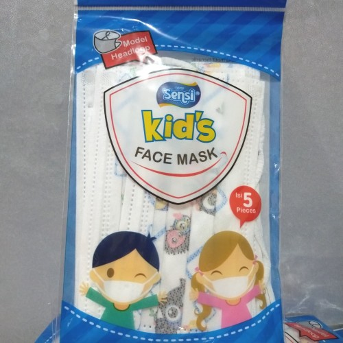 Foto Produk Masker Sensi Anak isi 5 pcs dari JAshop88