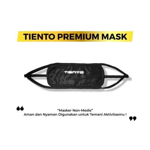 Foto Produk Tiento Premium Mask Masker Kain Non Medis dari TIENTO