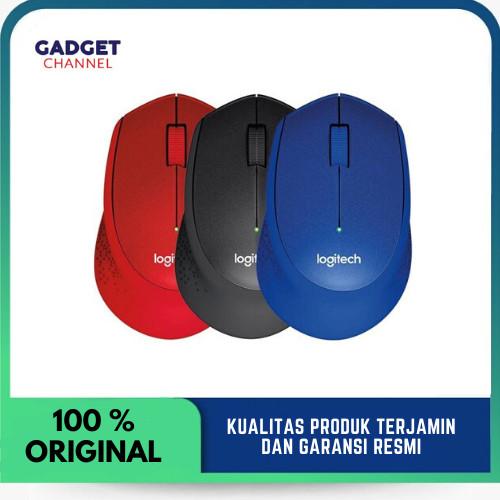 Foto Produk Mouse Logitech M331 - Silent Mouse - Garansi Resmi dari Gadget Channel