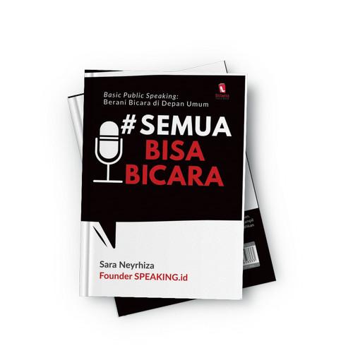 Foto Produk Buku Public Speaking | Sara Neyrhiza dari SPEAKINGid