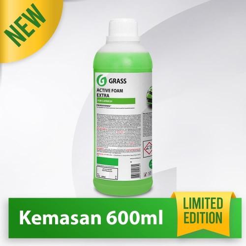 Foto Produk GRASS ACTIVE FOAM EXTRA Touchless Shampoo 600 ml dari GRASS