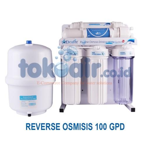 Foto Produk Reverse Osmosis 100 Gpd Desalite dari Toko Filter Airindo