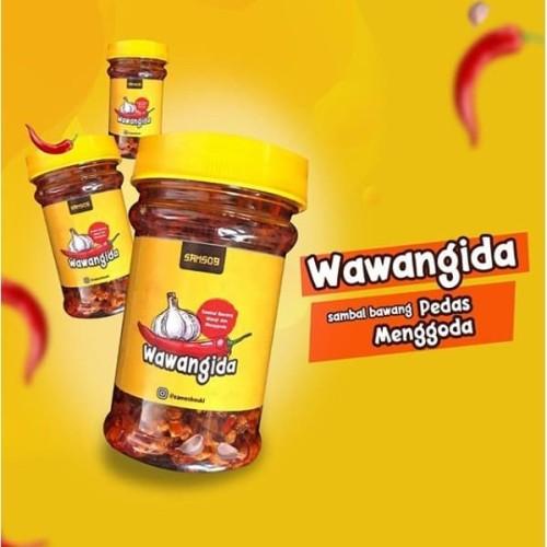 Foto Produk WAWANGIDA alias Sambel Bawang Pedas Wangi by Samsobsuki dari Samsobsuki
