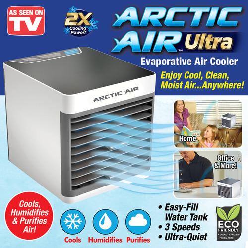 Foto Produk ARTIC AIR ULTRA AC MINI PORTABLE AIR COOLLER FAN ALAT PENDINGIN MINI dari TGR Aksesoris