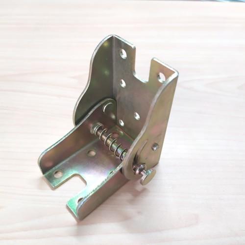 Foto Produk Siku 42 Pencet Lipat - Bracket / Engsel Kaki Meja Lipat Kunci dari Toko Income