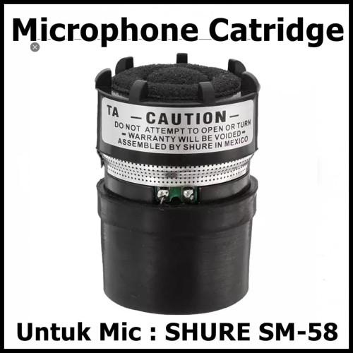 Foto Produk Mikrophone Mic Spul Pengganti Cartridge untuk Shure SM58 Microphone dari Pi Toserba