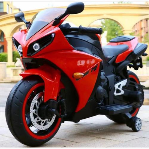 Foto Produk Mainan anak motor aki R1 / motor GP aki dari bintangjaya toys