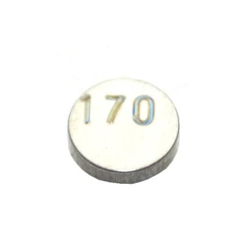 Foto Produk Shim Tappet 1 700 New CBR 150R K45G K45N 14921KT7013 dari Honda Cengkareng