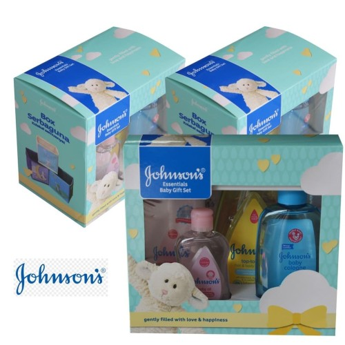 Foto Produk Johnson's Essentials Baby Gift Set dari Promore Baby Shop