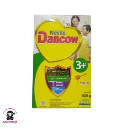 Foto Produk DANCOW 3+ Susu Madu Box 800g dari BAYININJA