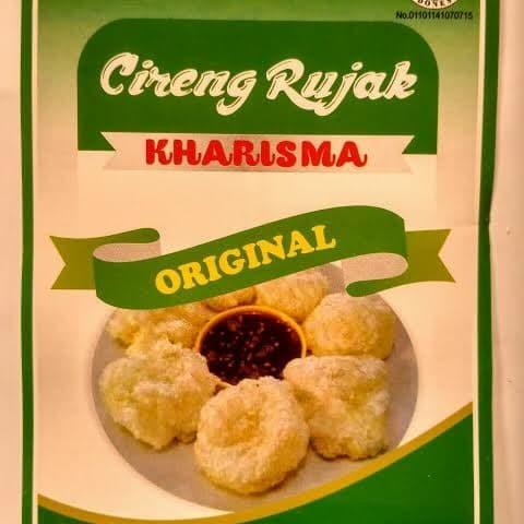 Foto Produk rujak cireng kharisma dari fresh food corner