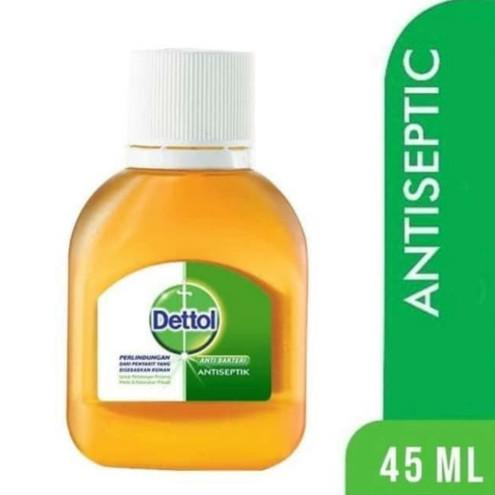 Foto Produk Dettol Antiseptik 45 ML dari JAshop88
