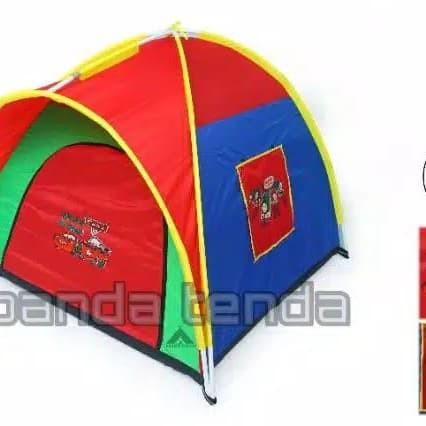Foto Produk Tenda Anak ukuran 120cm - laki laki dari PANDA TOSERBA