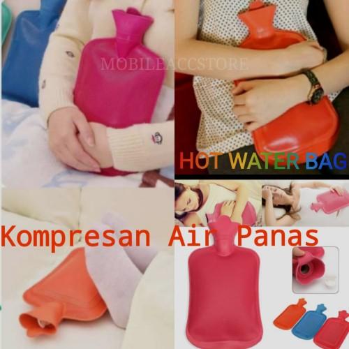 Foto Produk Alat Kompres Hot Water Bag I Alat Kompresan Air Panas dari Warung stones galery