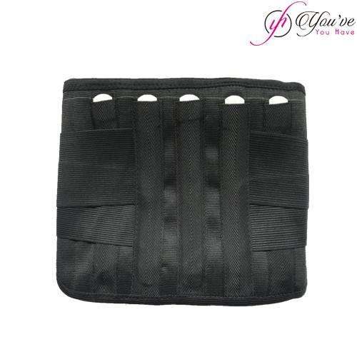 Foto Produk Korset Lumbal Pinggang Tulang Belakang Saraf Kejepit You've 404/405 - Hitam, XL dari You've Official Store