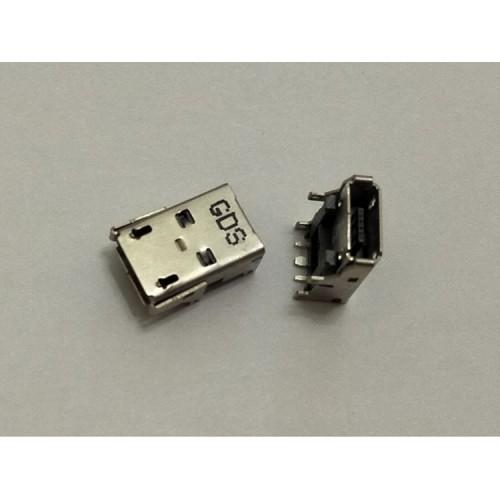 Foto Produk DC Power Jack Connector Konektor MB Asus E202 E202S E202SA E202MA E205 dari Home Business