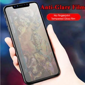 Foto Produk ANTI GORES KACA TEMPERED GLASS MATTE ANTI GLARE MINYAK IPHONE 11 PRO dari BEST-SELLING ACC