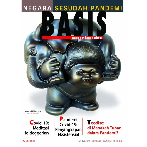 Foto Produk Majalah Basis No. 05-06, 2020 - Edisi Khusus Pandemi Covid-19 dari Toko Tjap Petroek