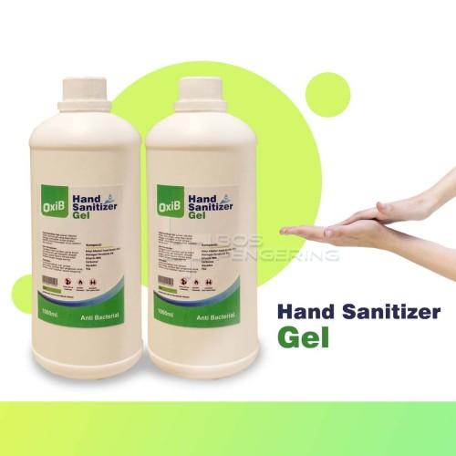 Foto Produk Hand Sanitizer Gel 1 Liter OxiB dari Bos Pengering