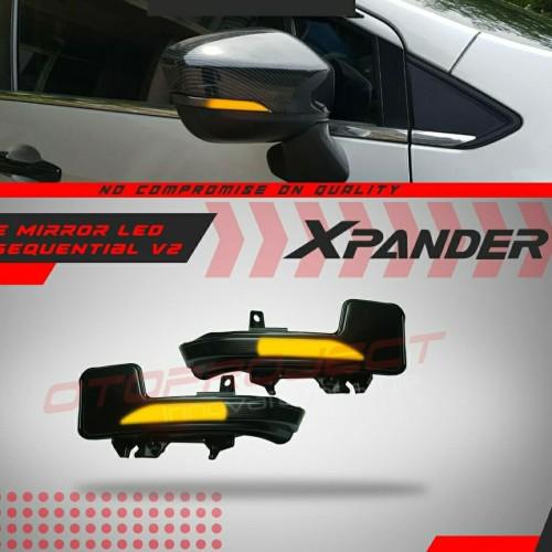 Foto Produk lampu sen spion xpander running sein dari Automart