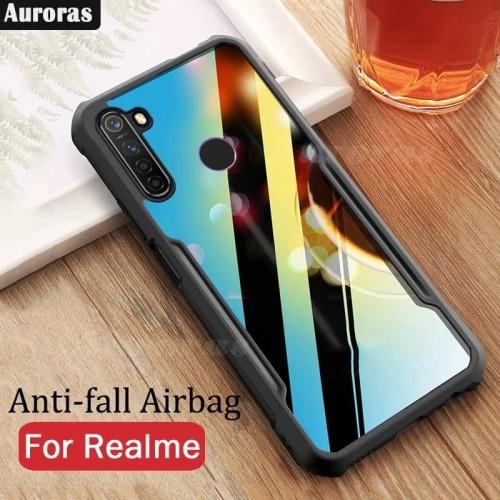 Foto Produk Case XUNDD Oppo Realme 5, Realme 5i, Realme 5s, Airbag Shockproof Soft dari Deso Case