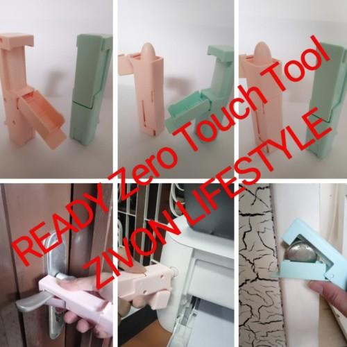 Foto Produk Safe Zero Touch Tool Alat Sentuh Buka Pintu FREE MASKER + DISINFEKTAN dari ZIVON HOME DECOR